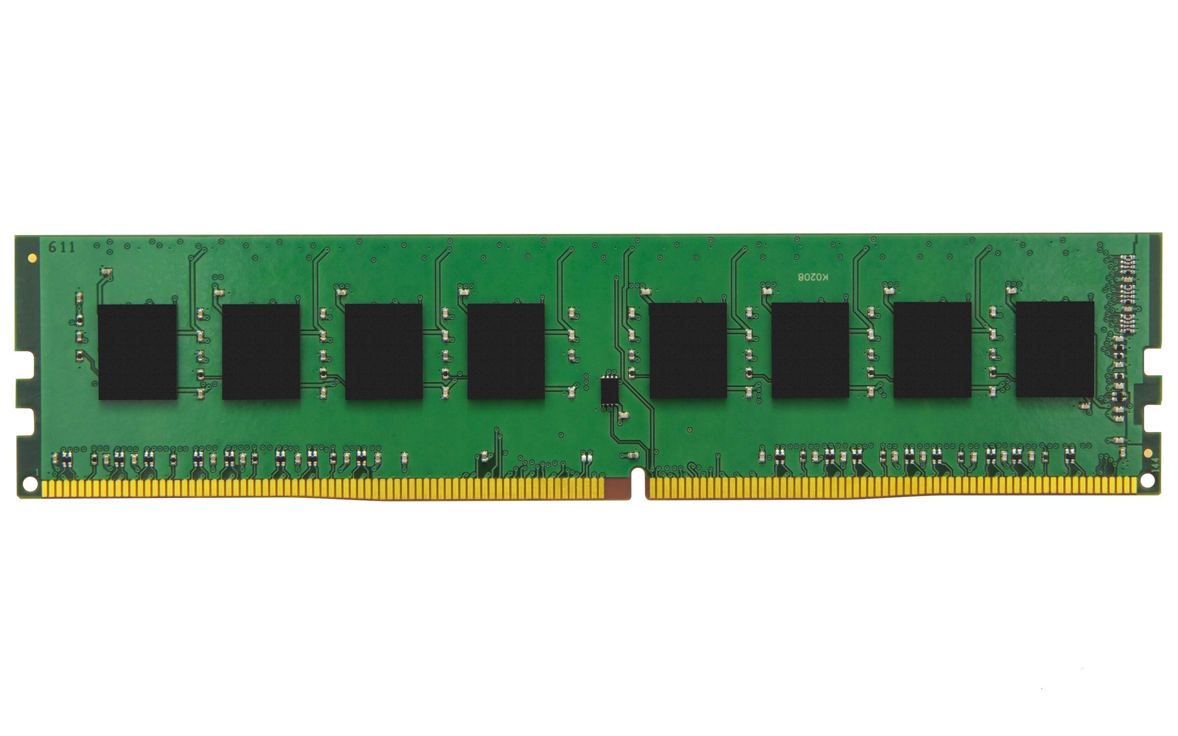 Памет Kingston 8GB DDR4 PC4-25600 3200MHz CL22 KVR32N22S8/8-2