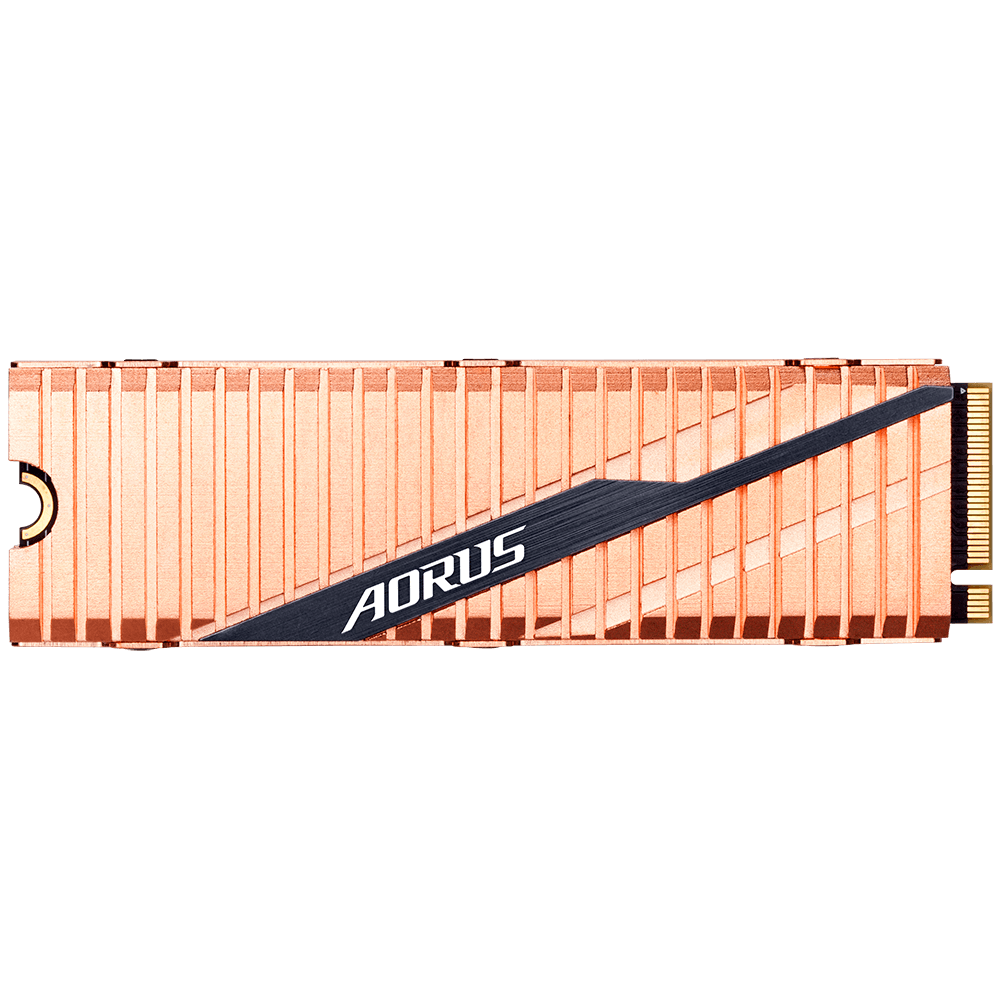Solid State Drive (SSD) Gigabyte AORUS 500GB NVMe PCIe Gen4 SSD