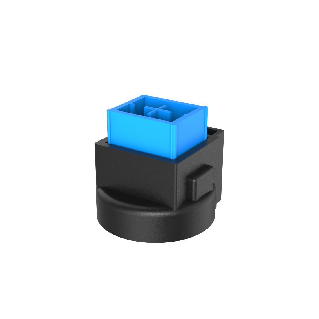 Геймърска полу-механична клавиатура Hama, uRage Exodus 700 Blue суич-4