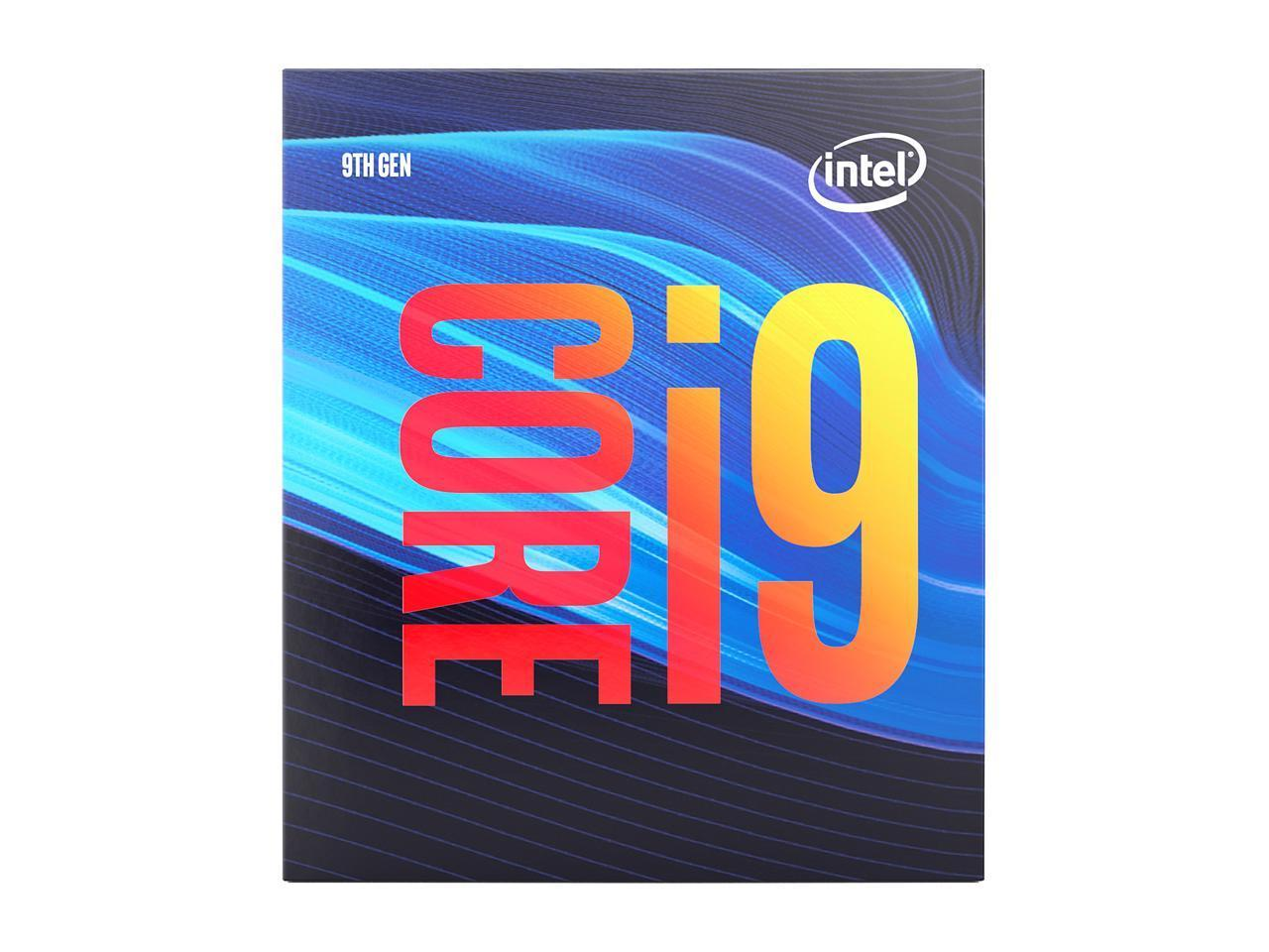 Процесор Intel Coffee Lake Core i9-9900 3.10GHz (up to 5.00GHz), 16MB, 65W,  LGA1151 (300 Series)