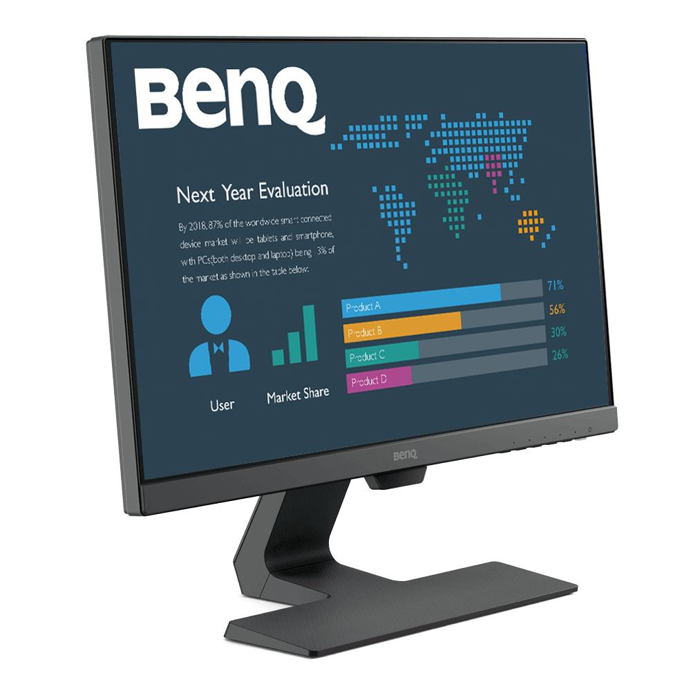 Монитор BenQ BL2283, IPS, 21.5 inch, Wide, Full HD, D-sub, HDMI, Черен-2