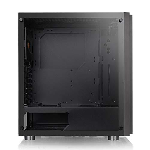 Кутия Thermaltake H100 TG ATX Mid Tower-2