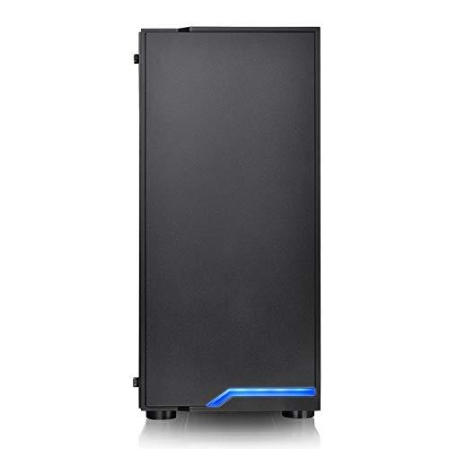 Кутия Thermaltake H100 TG ATX Mid Tower-3