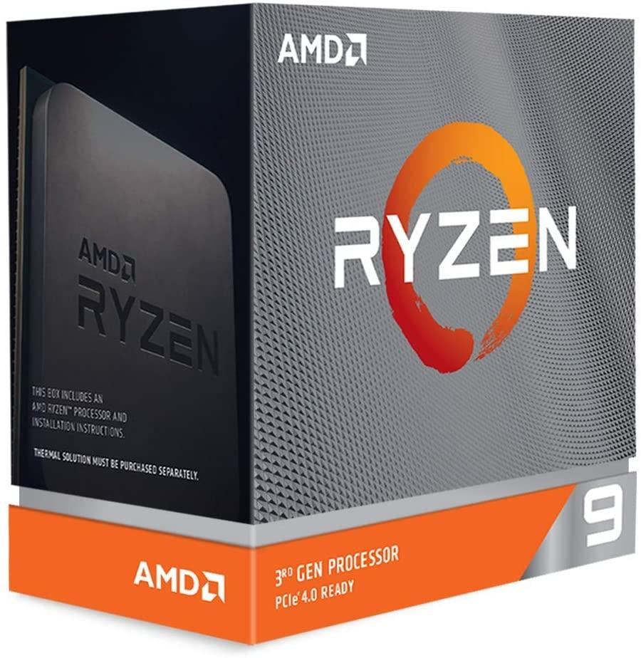 Процесор AMD RYZEN 9 3950X Box 16-Core 3.5 GHz (4.7 GHz Turbo) 72MB/105W/AM4-1