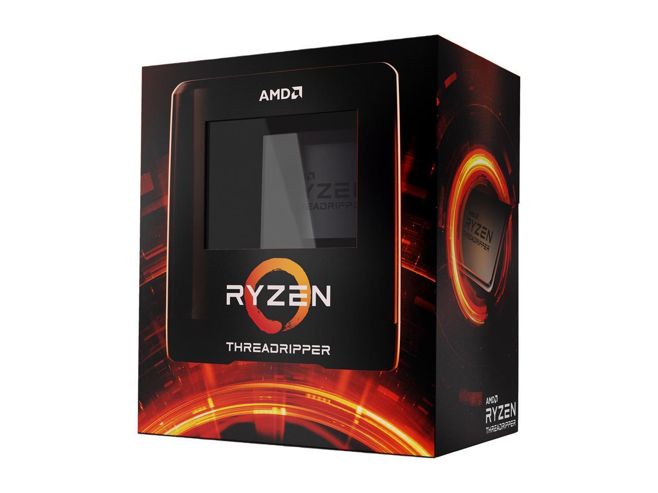 Процесор AMD RYZEN Threadripper 3970X 32-Core / 64-Threads 3.7 GHz (up to 4.50Ghz) 144MB Cache Socket TRX4 280W