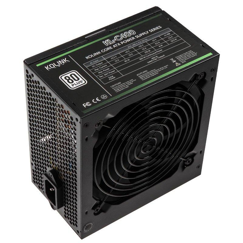 Захранващ блок Kolink Core 400W 80 PLUS