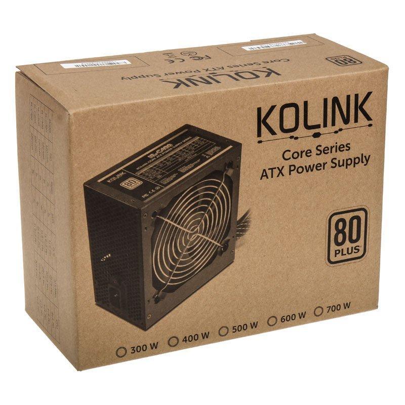 Захранващ блок Kolink Core 400W 80 PLUS-4