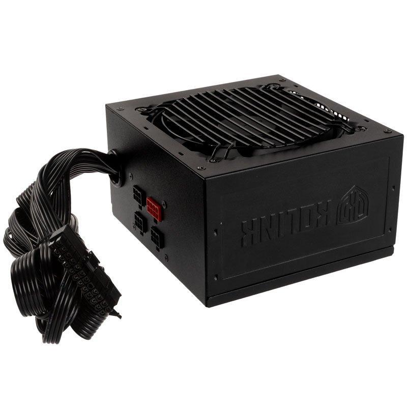 Захранващ блок Kolink Modular Power 600W 80 PLUS Bronze-3