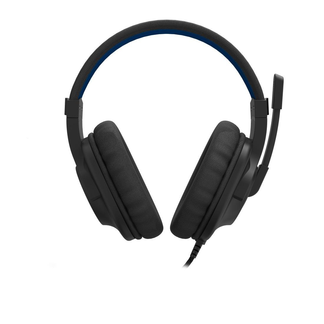 Геймърски слушалки Hama uRage Soundz 100, Микрофон, 3.5мм жак, Черен-3