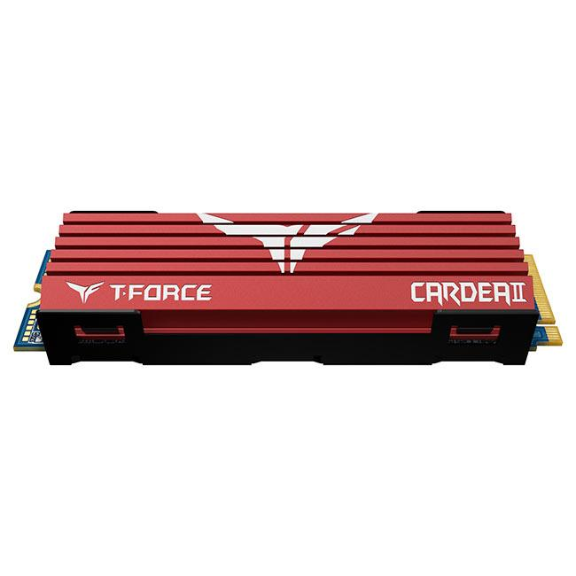 Solid State Drive (SSD) Team Group T-Force Cardea II, M.2 2280 512GB PCI-e 3.0 x4 NVMe 1.3-2