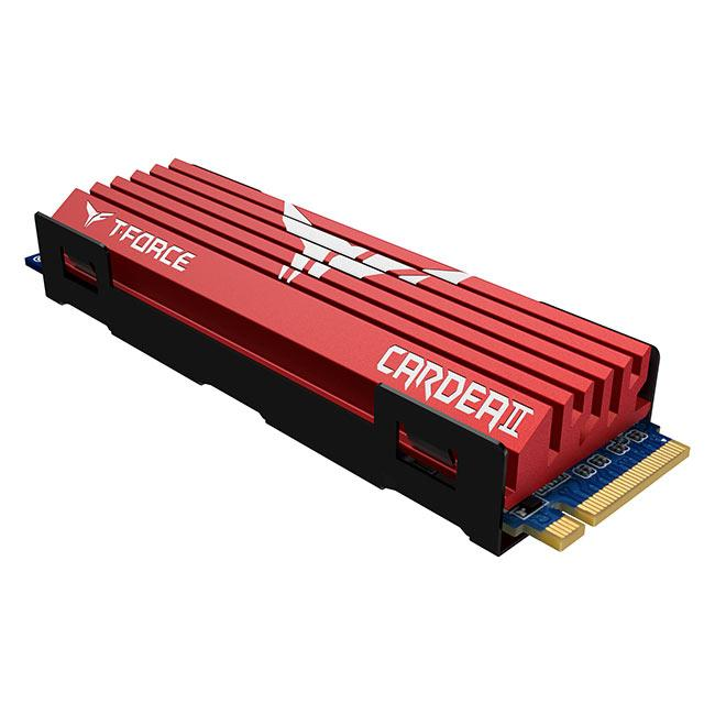 Solid State Drive (SSD) Team Group T-Force Cardea II, M.2 2280 512GB PCI-e 3.0 x4 NVMe 1.3-3