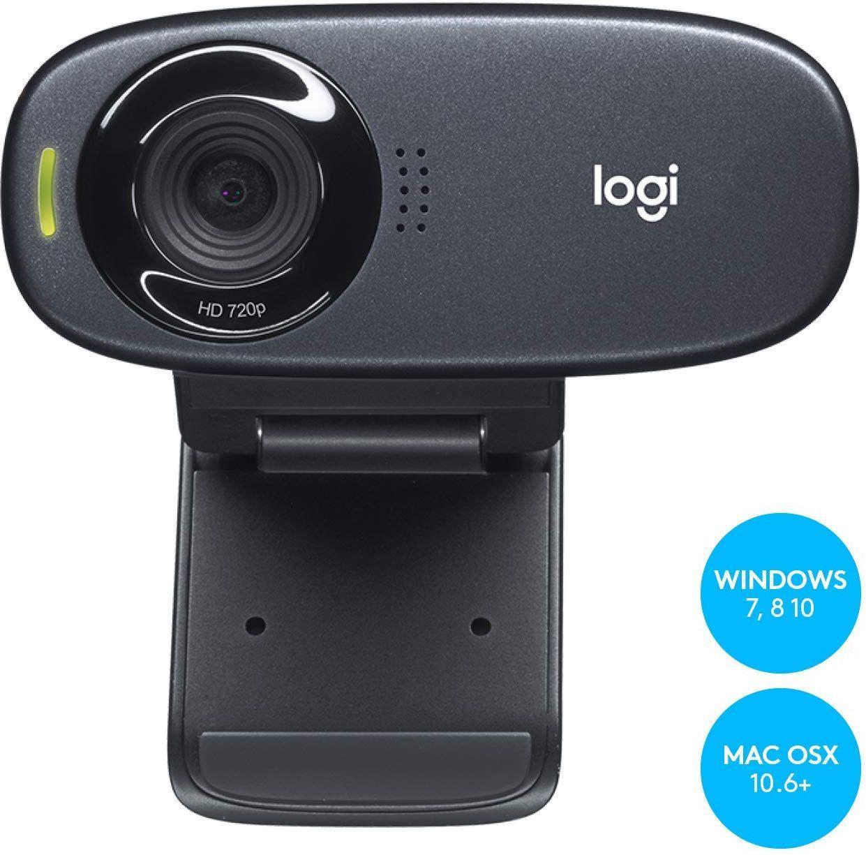 Уеб камера с микрофон LOGITECH C310, 720p, USB2.0-2