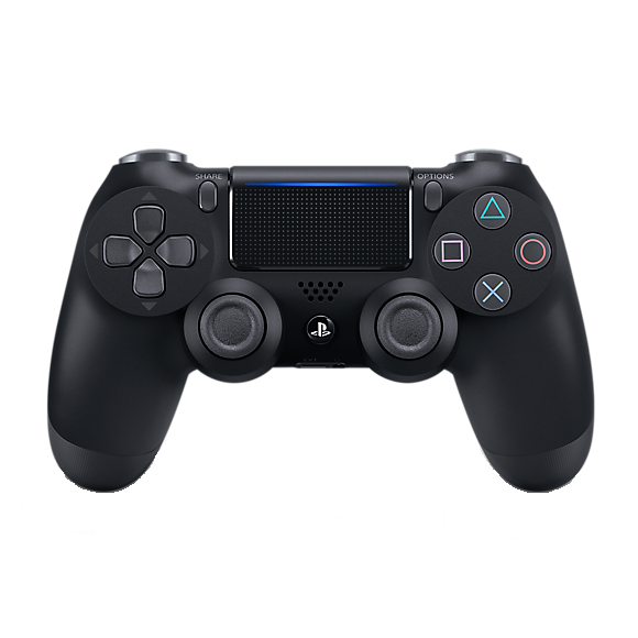 Безжичен геймпад Sony DualShock 4 Jet Black - Fortnite Neo Versa Bundle