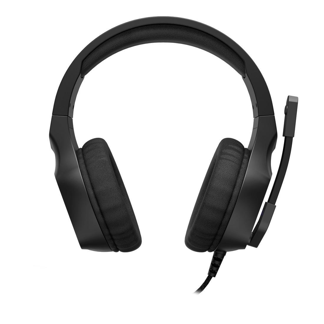 Геймърски слушалки Hama uRage SoundZ 400, Микрофон, USB Черен-3