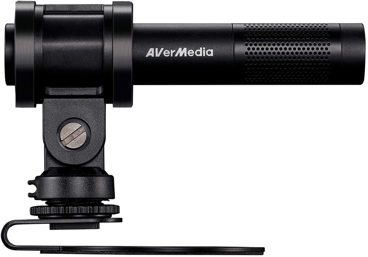 Микрофон AverMedia Live Streamer AM133-3
