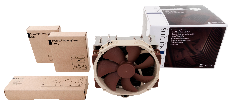 Охладител за процесор Noctua NH-U14S за сокет 1155/1150/2011/AMD-4
