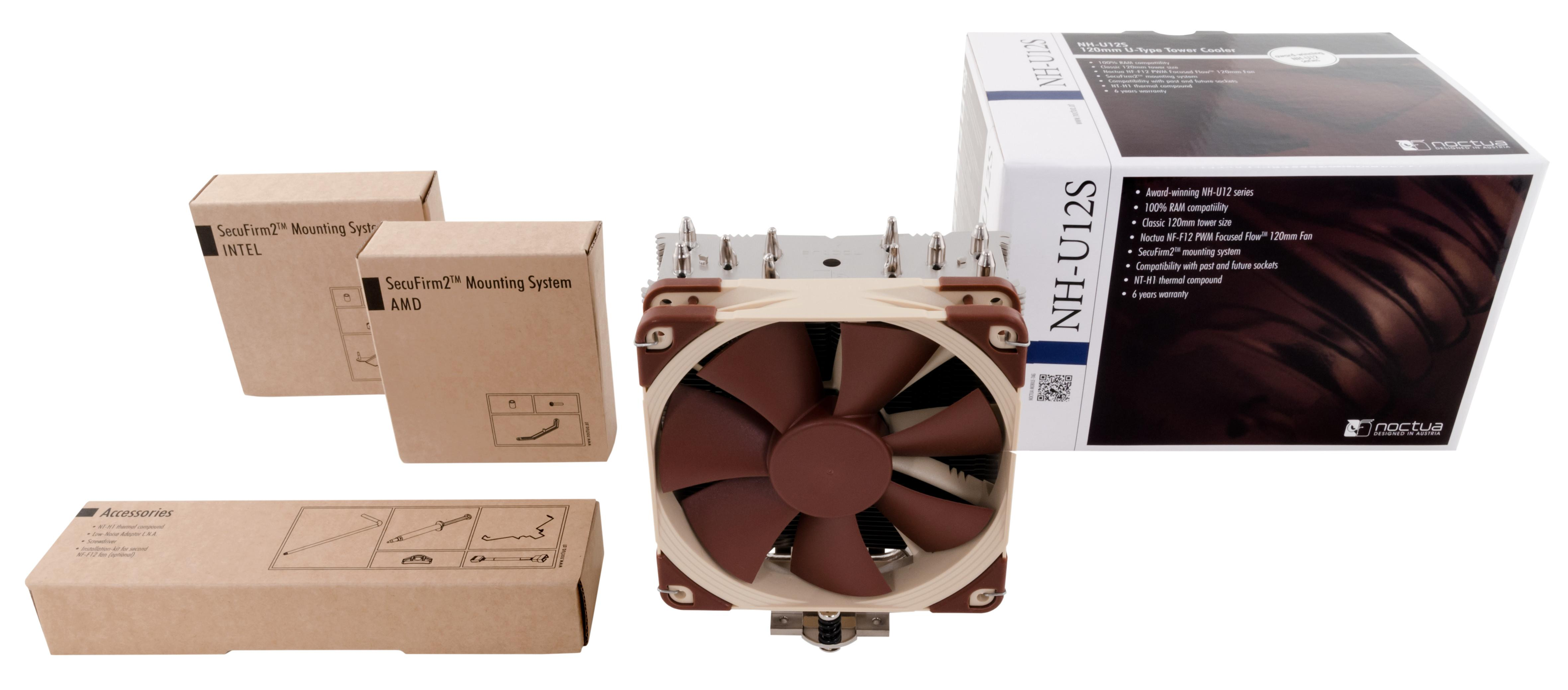 Охладител за процесор Noctua NH-U12S-4