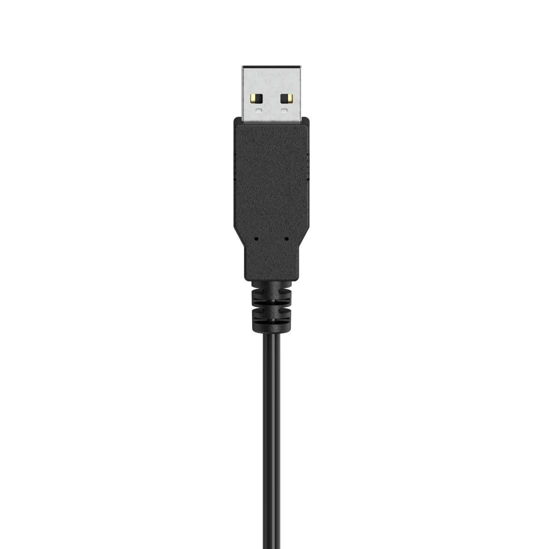 Настолен микрофон uRage Stream 100, USB, Черен-4