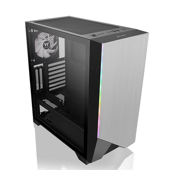 Кутия Thermaltake H550 TG ARGB, Tempered Glass, Mid-Tower-2