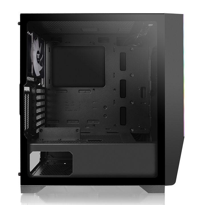 Кутия Thermaltake H550 TG ARGB, Tempered Glass, Mid-Tower-4