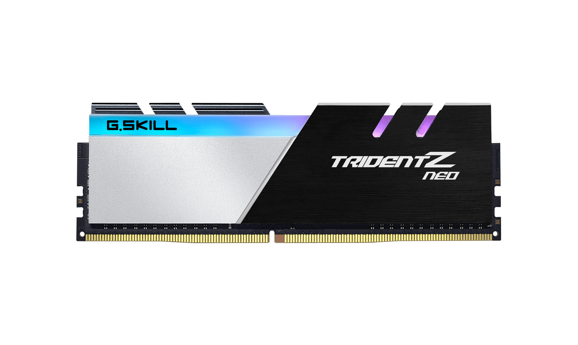 Памет G.SKILL Trident Z Neo RGB 32GB(2x16GB) DDR4 PC4-28800 3600MHz CL16 F4-3600C16D-32GTZN-3