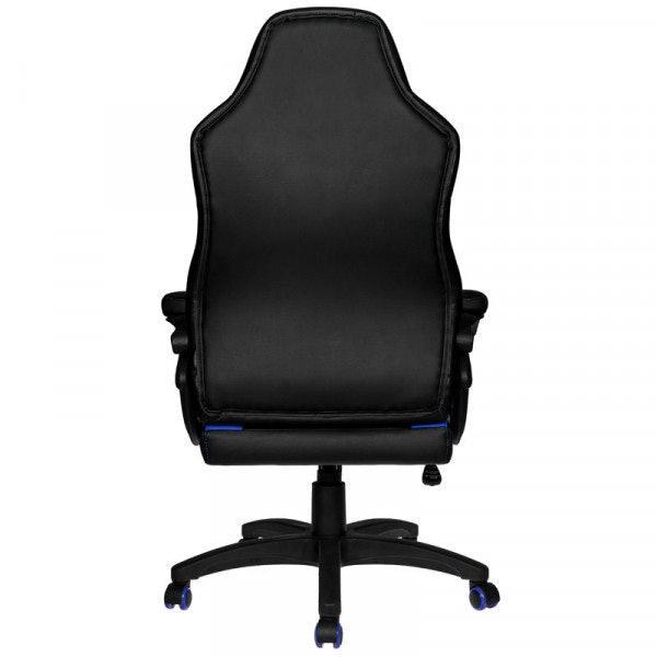 Геймърски стол Nitro Concepts C100 - Black/Blue-3