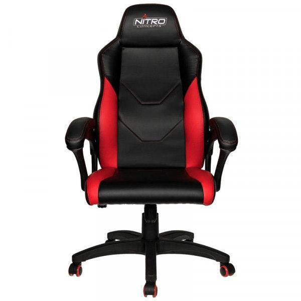 Геймърски стол Nitro Concepts C100 - Black/Red