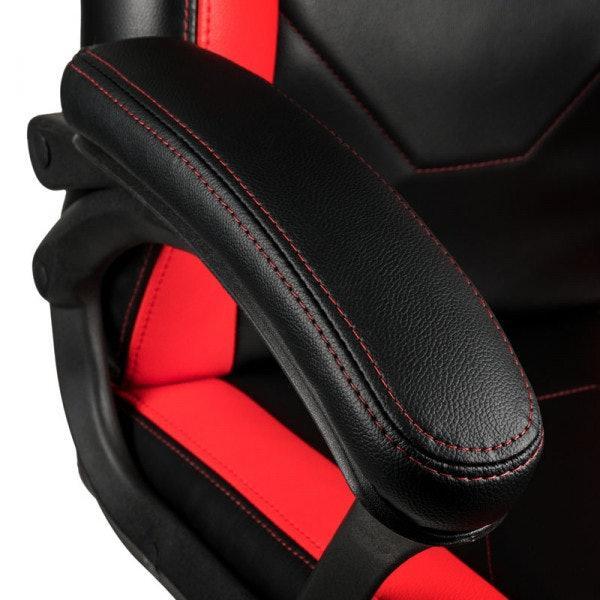 Геймърски стол Nitro Concepts C100 - Black/Red-4