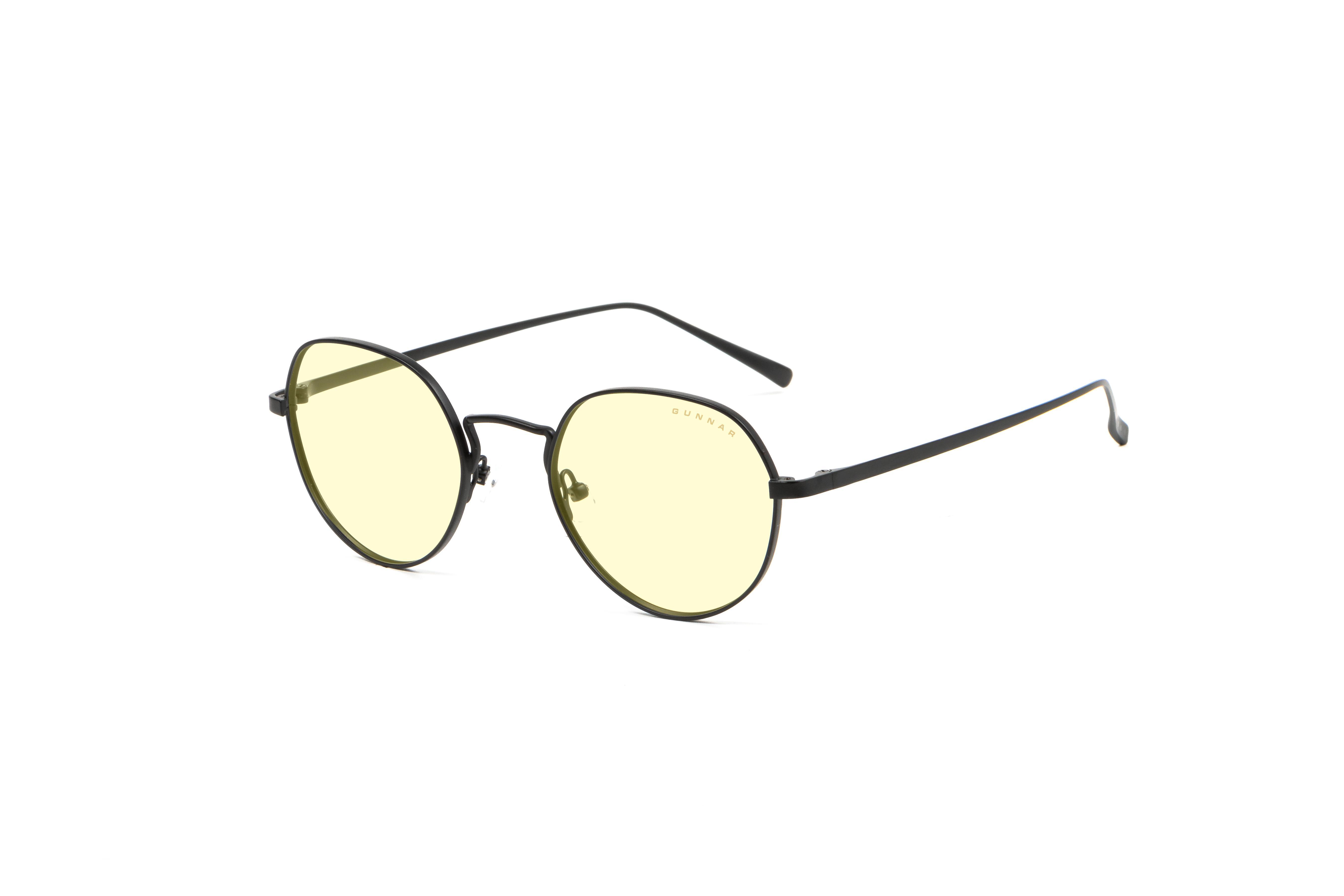 Геймърски очила GUNNAR Inifinite Onyx, Amber, Черен