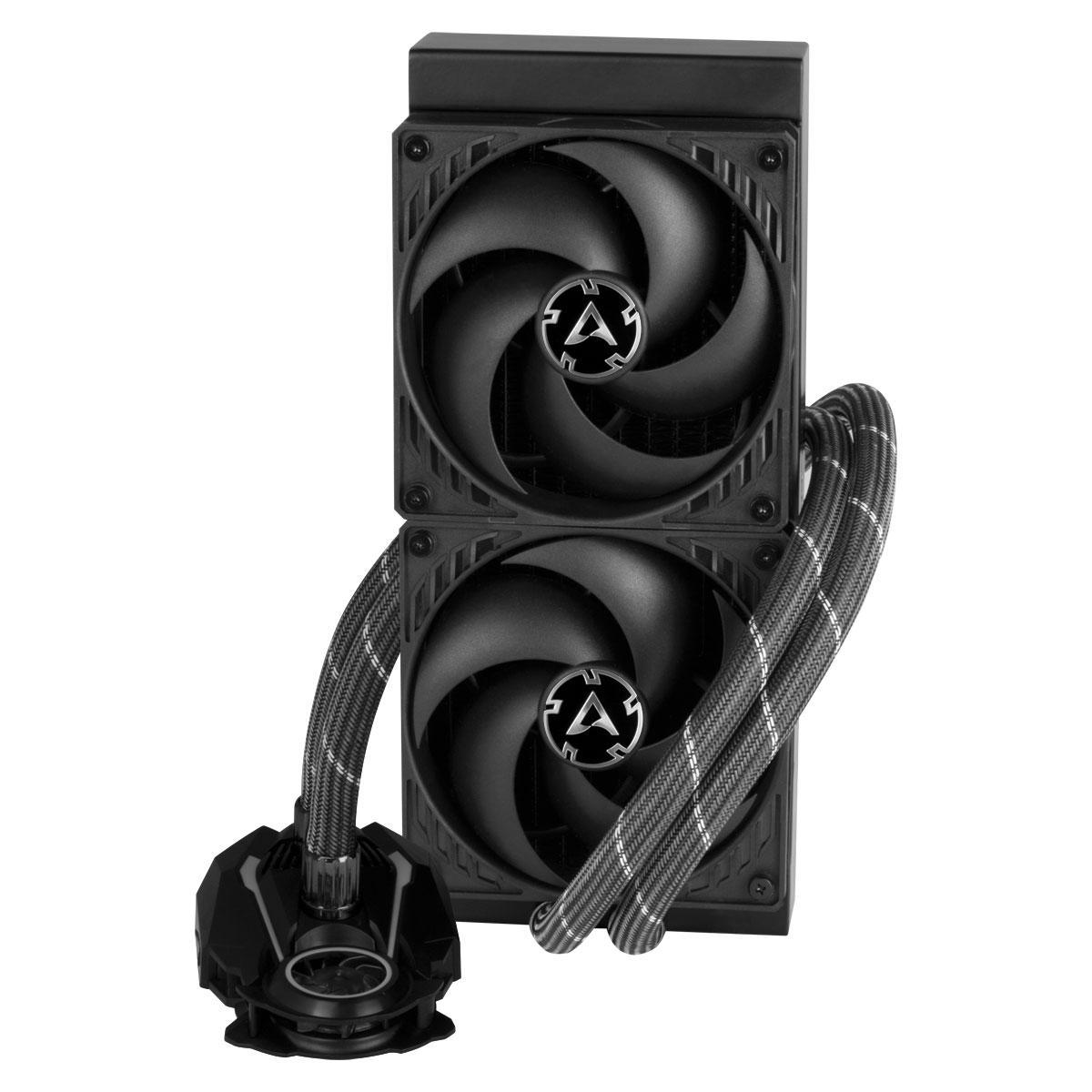 Охладител за процесор Arctic Freezer II (240mm), водно охлаждане, ACFRE00046A AMD/Intel-3