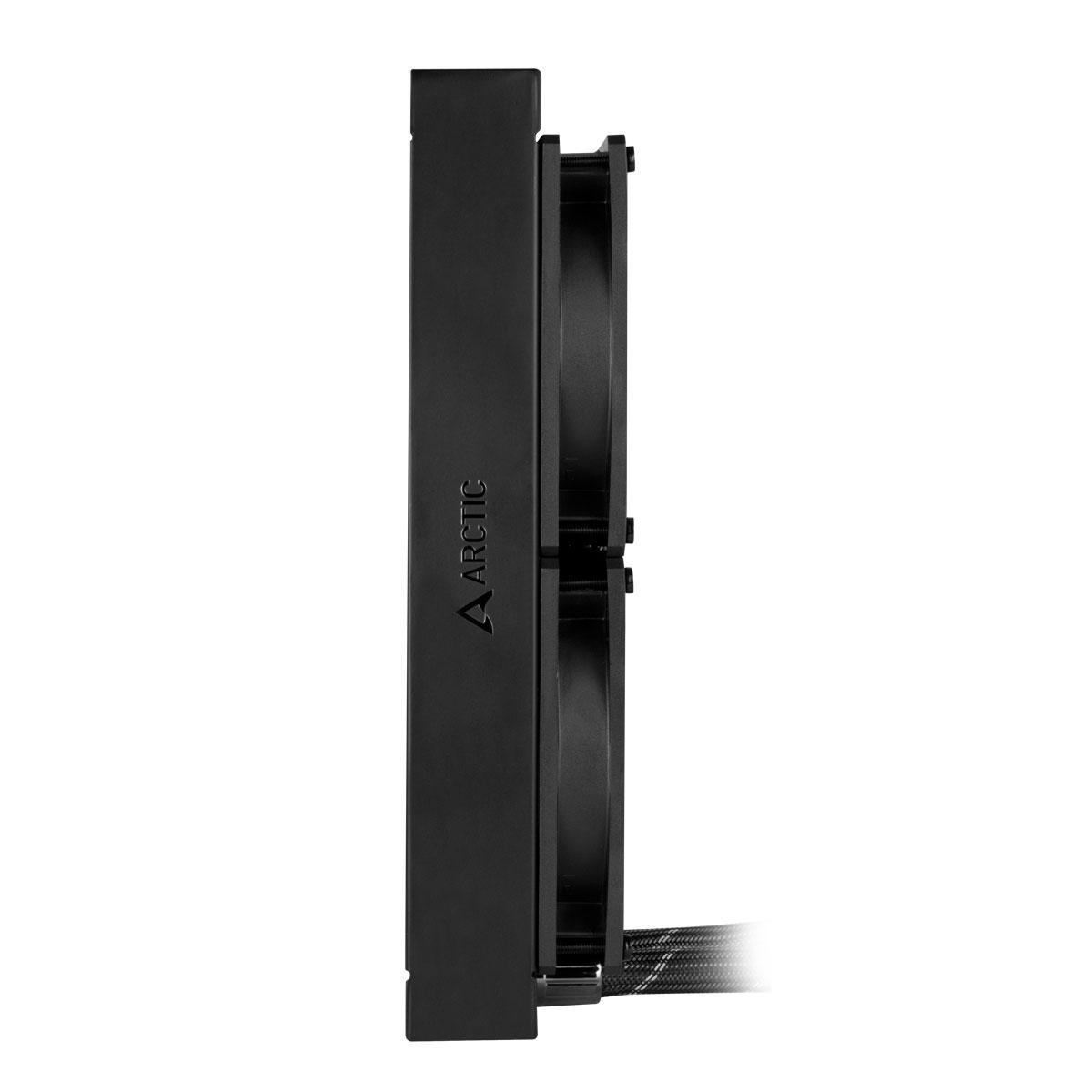 Охладител за процесор Arctic Freezer II (240mm), водно охлаждане, ACFRE00046A AMD/Intel-4