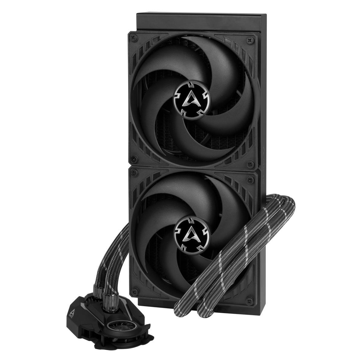 Охладител за процесор Arctic Freezer II (280mm), водно охлаждане, ACFRE00066A AMD/Intel-3