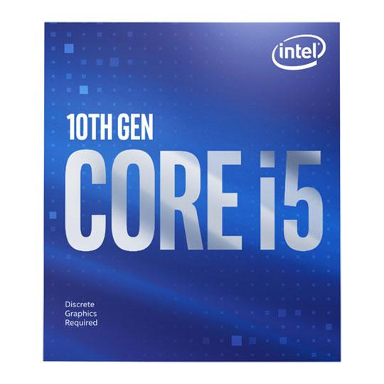 Процесор Intel Comet Lake-S Core I5-10400F 6 cores, 2.9Ghz (Up to 4.30Ghz), 12MB, 65W, LGA1200, BOX