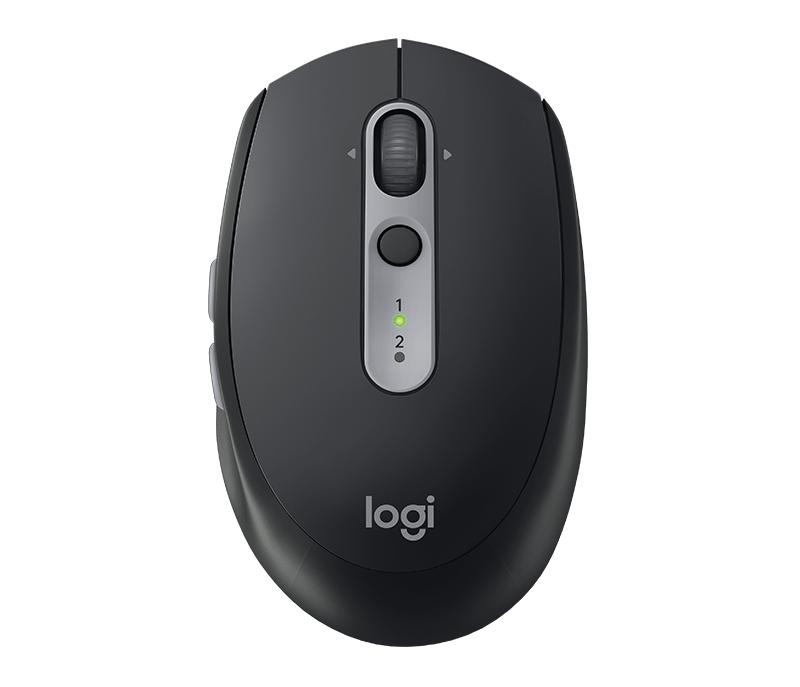Безжична оптична мишка LOGITECH M590, Графит, USB