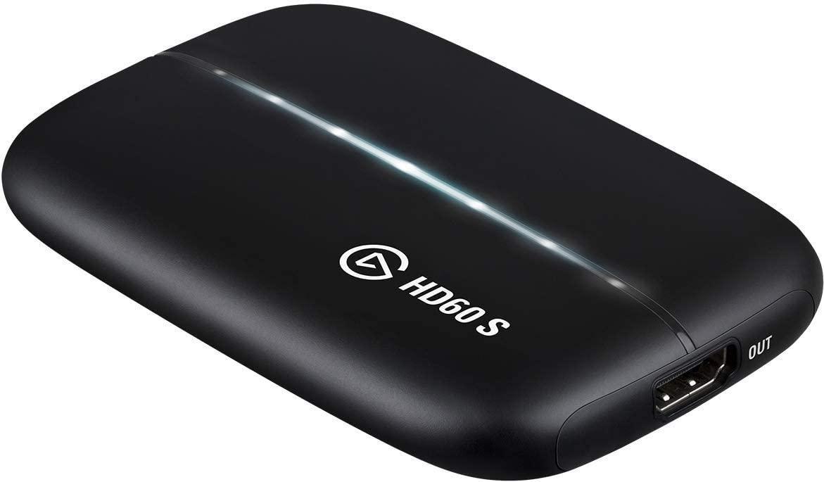 Външен кепчър Elgato HD60 S USB 3.0 (Type-C)