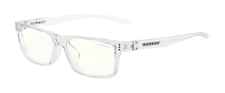 Детски компютърни очила GUNNAR Cruz Kids Large, Clear Natural, Кристал