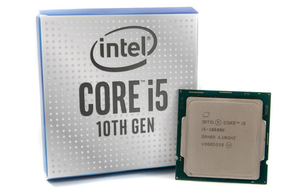 Процесор Intel Comet Lake-S Core I5-10600K 6 cores 4.1Ghz (Up to 4.80Ghz) 12MB, 125W LGA1200 TRAY