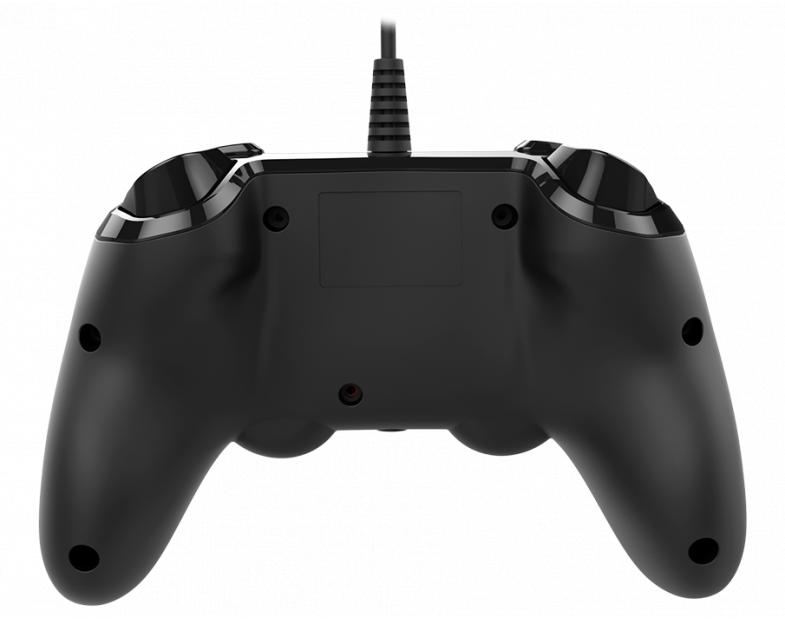 Жичен геймпад Nacon Wired Compact Controller, Червен-3