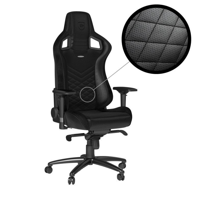 Геймърски стол noblechairs EPIC, Black-2
