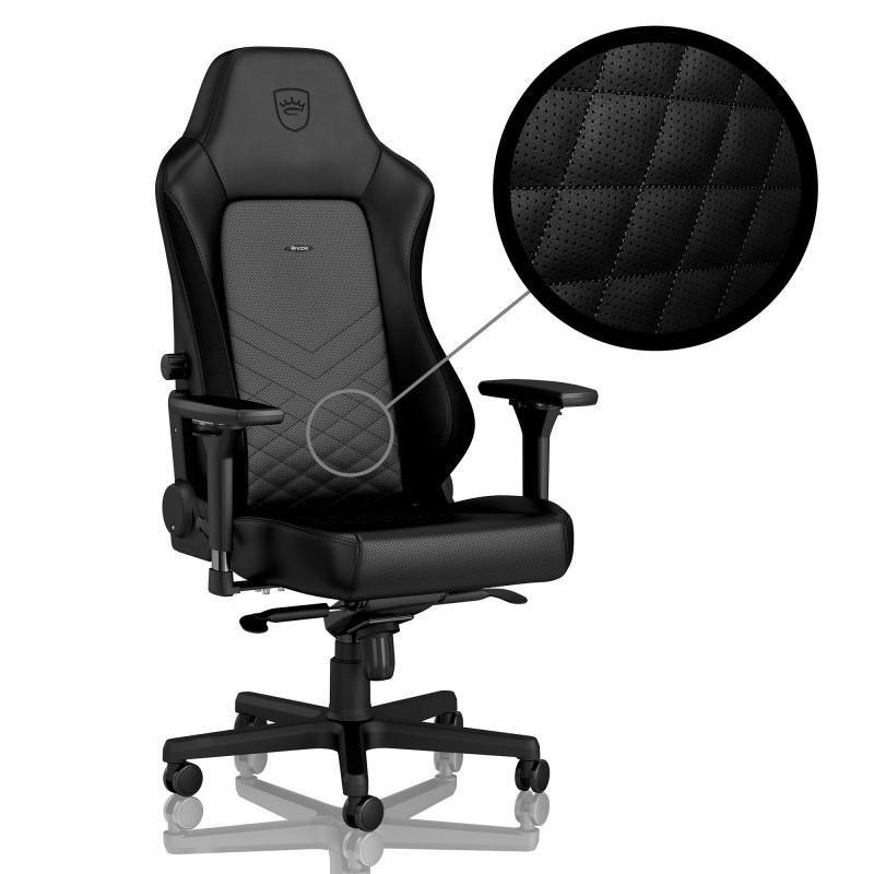 Геймърски стол noblechairs HERO, Black-2