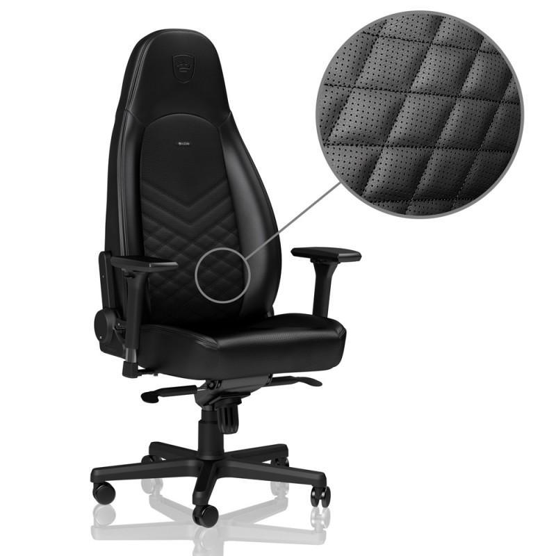 Геймърски стол noblechairs ICON, Black-2
