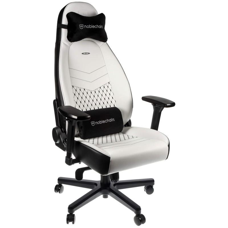 Геймърски стол noblechairs ICON, White/Black