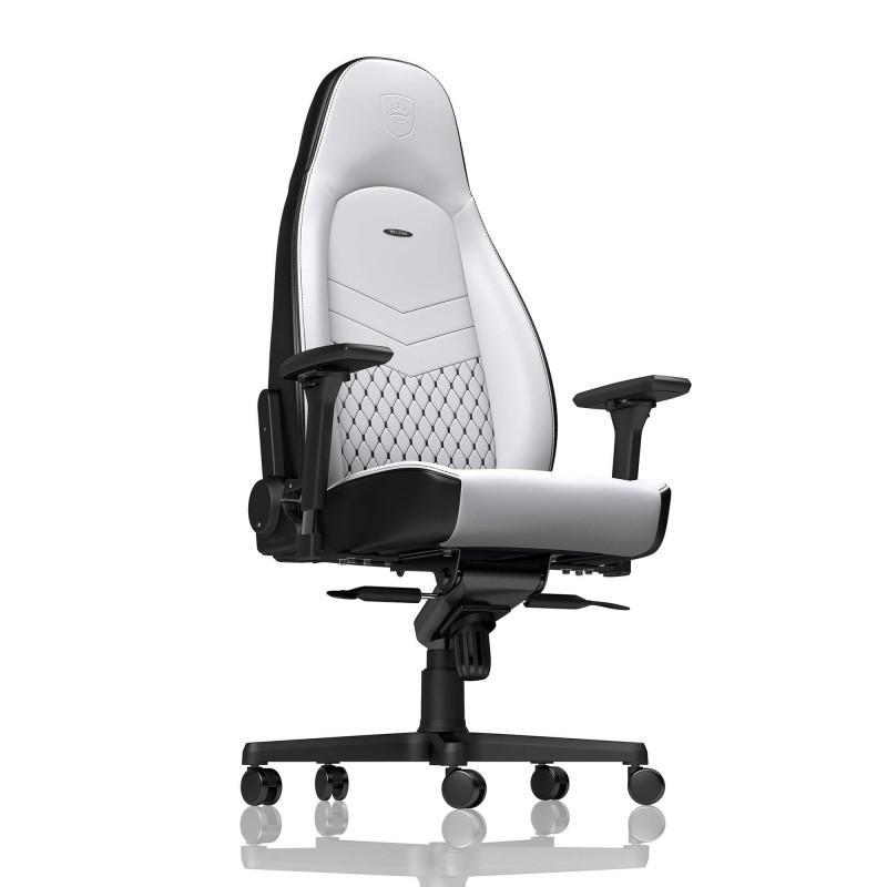 Геймърски стол noblechairs ICON, White/Black-4