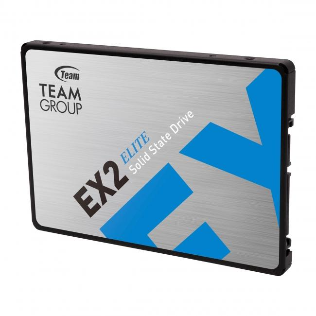 Solid State Drive (SSD) Team Group EX2, 512GB, Black-2