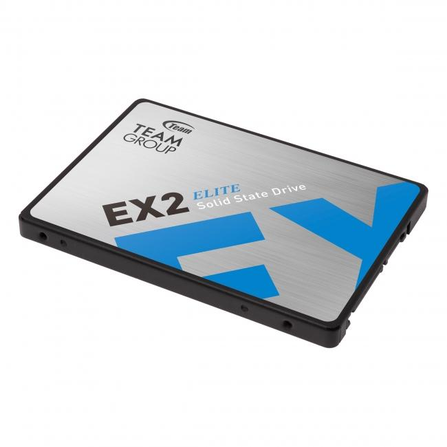 Solid State Drive (SSD) Team Group EX2, 512GB, Black-4