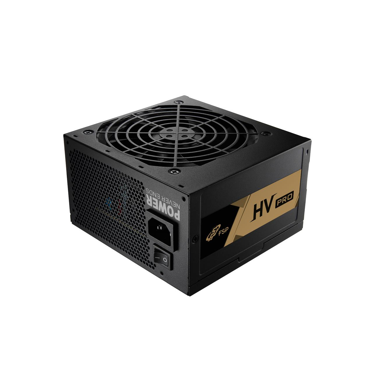 Захранващ блок FSP Group HV PRO 550W, 80+, Sleeve Fan 120mm