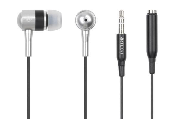 Слушалки А4tech MK-690, In-Ear, Черни