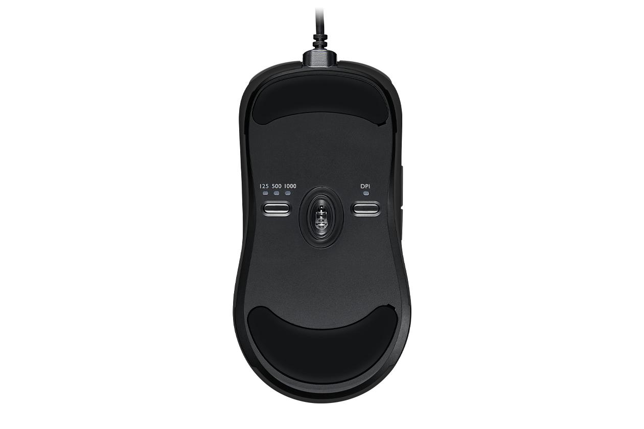Геймърска мишка ZOWIE FK2-B, Оптична, Кабел, USB-3