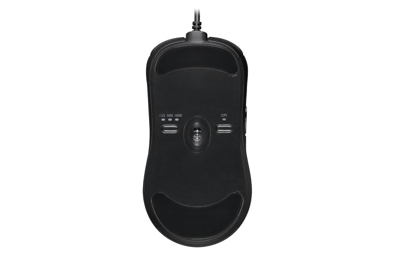 Геймърска мишка ZOWIE ZA12-B, Оптична, Кабел, USB-3