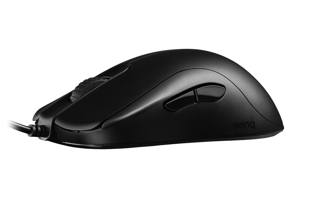 Геймърска мишка ZOWIE ZA12-B, Оптична, Кабел, USB-4